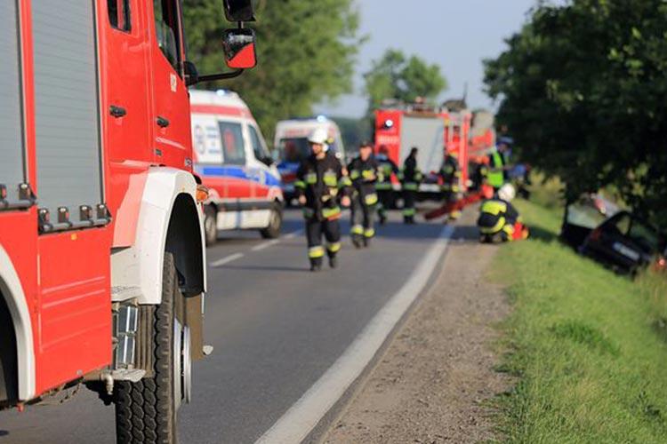 В Польше 10 человек пострадали в ДТП, из них 7 - украинцев