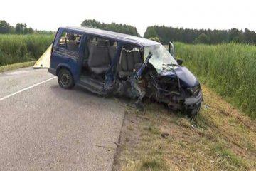 ДТП микроавтобуса в Польше: один украинец погиб, в больницах - четверо