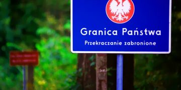 42 человека задержаны при незаконном пересечении польско-белорусской границы