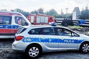 В Польше на работника из Украины упала 10-тонная труба: человек погиб
