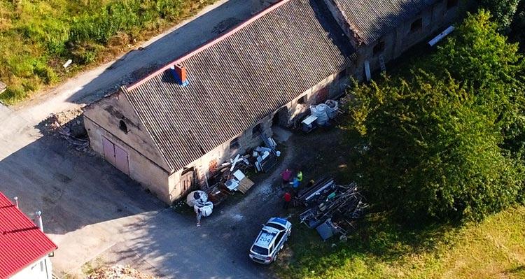 В Польше работника из Украины насмерть придавило стеной