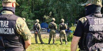 Польша зафиксировала рекордный наплыв нелегалов из Беларуси: почти 500 попыток за сутки