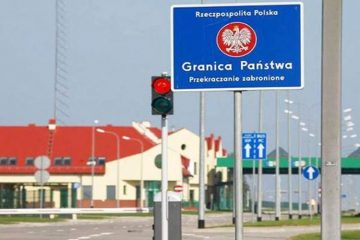 Польша продлила чрезвычайное положение на границе с Беларусью на два месяца